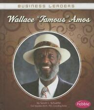 "Wallace ""Famous"" Amos (Business Leaders)-ExLibrary"