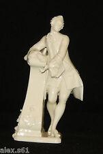 Nymphenburg Porzellan Figur Figuren Kavalier