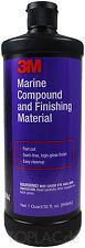 3M Marine Imperial Compound 06044 Schleifpaste Bootspolitur Bootspflege