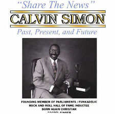 Share the News by Calvin Simon (CD, Jul-2004, Simon Says)NEW!!!