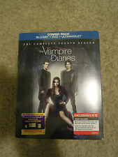 Target Exclusive Vampire Diaries: The Complete Fourth Season Blu-ray 10-Disc Set