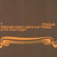 STEREOLAB - Cobra & Phases Group Play Voltage In Milky Night CD ( 1999 )