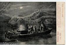 MANZONI Promessi Sposi Cap- 8° PC Viaggiata 1905 Alterocca Terni