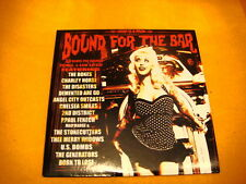 Cardsleeve Full CD BOUND FOR THE BAR PROMO 13TR 2007 rock & roll punk