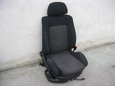 Sportsitz Beifahrersitz Sitz vorne Golf 3 Sitze Ausstattung schwarz   KIL