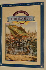 Civil War US The Battle of Fredericksburg  Reference Book