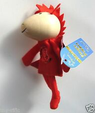 RED DRAGON - WOODEN HEADED TELL A TALE FINGER PUPPET - FIESTA CRAFTS - BRAND NEW