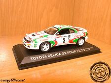 TOYOTA CELICA GT-FOUR MONTECARLO 1993 1:43 D.AURIOL #3