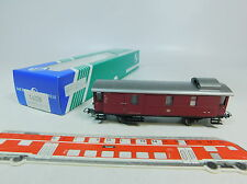 AU695-0,5# Saxony models H0/DC 14228 Luggage car 117531 DB NEM, NIP