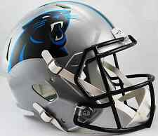 CAROLINA PANTHERS NFL Riddell SPEED Full Size Replica Football Helmet