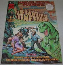 MARVEL MOVIE PREMIERE #1 (1975) THE LAND THAT TIME FORGOT (VF) Nick Cardy cover