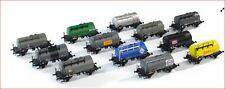 3 Kiss Spur 1 Kesselwagen Tankwagen 2. Serie verschiedene Varianten zur Auswahl