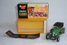 Corgi Toys No. 9001, 1927 Bentley, - Superb
