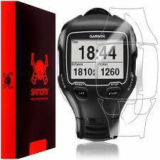 Skinomi Clear Full Body Protector Watch Skin Cover for Garmin Forerunner 910XT