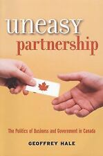 Uneasy Partnership: The Politics of Business and Government-ExLibrary