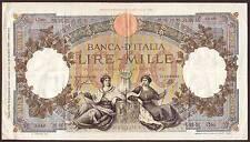 ITALY   1000 Lire   19.12.1940