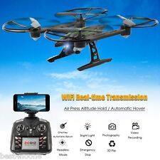 Upgraded JXD 510W 2.4GHz 4CH 6 Axis Gyro RC Quadcopter WIFI FPV + 0.3MP Camera