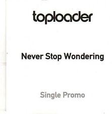 (BZ586) Toploader, Never Stop Wondering - 2011 DJ CD