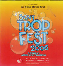 Sony:TropFest:16 Finaliasts-2006-The Worlds Largest:Short Film Festival-DVD