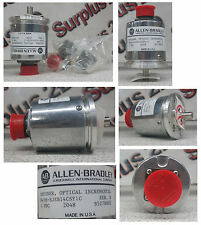 Allen-Bradley 845H-SJB14CSY1C series B Incremental Optical Encoder