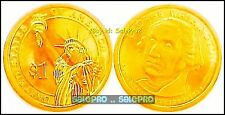 USA 2007 GEORGE WASHINGTON US 1st PRESIDENT UNITED STATES AMERICA $1 DOLLAR COIN