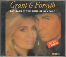 Grant & Forsyth CD-SINGLE LAY BACK IN THE ARMS... ( PROMO CD)
