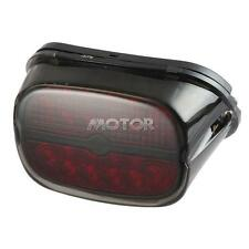 Motorcycle Integrated LED Tail Light Fit Harley Davidson Road King Custom FLHRS
