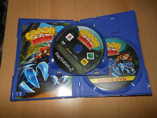 CRASH OF THE TITANS monsters edition  SONY PLAYSTATION 2 PS2 PAL FREE UK POST