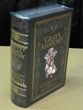 GRAY'S ANATOMY by HENRY GRAY- Numerous Illustrations! LEATHERBOUND & NEW!