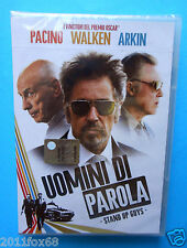 dvds uomini di parola stund up guys al pacino christopher walken alan arkin film