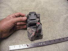 US Army  Molle ACU Camo Grenade Pouch  Used in Simunition Training