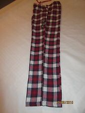 Women Flannel Pajama Pants GAP BODY Many Size & Color Elastic waist NWT
