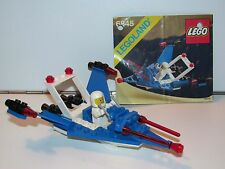 LEGO SPACE No 6845 COSMIC CHARGER 100% COMPLETE + INSTRUCTIONS 1980s