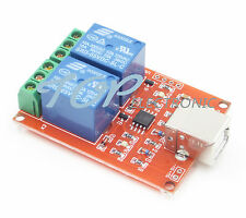 5V USB Relay 2 Channel Programmable Computer Control For Smart Home New M193