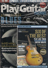PLAY GUITAR Now! BLUES DVD Learn How To Play Like Eric Clapton ++ & Tuition BOOK