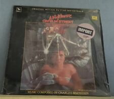 CHARLES BERNSTEIN A Nightmare On Elm Street Film Soundtrack 1984 USA Vinyl LP