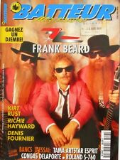 Batteur Magazine n°67 - 1994 - Frank Beard - Kirt Rust - Richie Hayward -