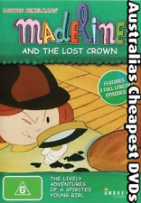 Madeline And The Lost Crown DVD NEW, FREE POSTAGE WITHIN AUSTRALIA REGION 4