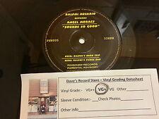 """12"""" Dance Angel Moraes Sounds So Good Poisoned Records PSN 005 2001 VG+ Vinyl"""