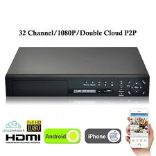 New XVR 32CH Channel 4*HDD CCTV Video Recorder 1080P Hybrid NVR AHD DVR 3-in-1