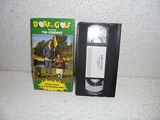 Dorf On Golf VHS Video Out of Print Tim Conway