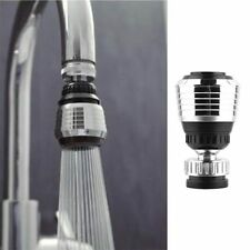 360° Rotate Swivel  Nozzle Water Saver Taps Aerator Diffuser Faucets Filter