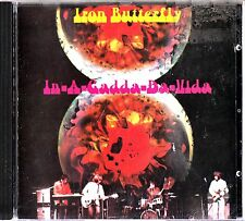IRON BUTTERFLY- In-A-Gadda-Da-Vida CD (1968 Psych Rock Album)