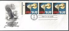1983 FDC Cover for Booklet pane of Scott 1909a  Catalogue $125