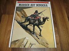 Faure/vaxelaire -- fils de l'aigle # 3 // marche sur Dendérah/1. édition 1989