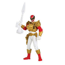 Power rangers megaforce 10cm ultra red ranger action figure (35116)