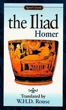 The Iliad-Homer-translated by W.H.D. Rouse-Combined shipping
