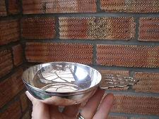 Silver Plated Porringer