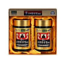 6 Years Korean Red Ginseng Extract 365 (240g × 2), Hongsam Cha, Panax Ginseng
