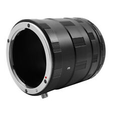 Macro Extension Tube Ring For Nikon D7100 D7000 D5300 D3200 D5200 D5500 Camera